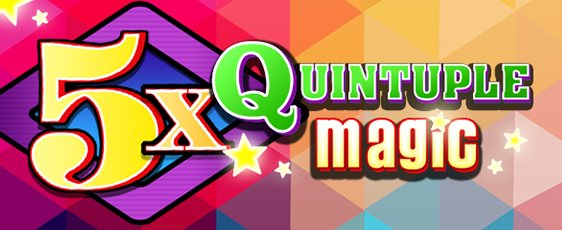 Quintuple Magic